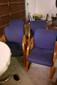 4 Chairs Langley City, V1M