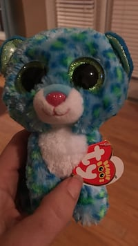Used TY BEANIE BABY CONGO THE GORILLA for sale in Newnan - letgo 3ae69bea77c3