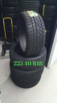 225 40 R18 winter tire brand new wholesale price