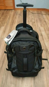 Rolling backpack *New with tags * Orlando, 32822