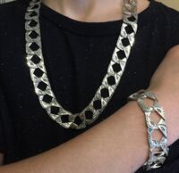 Looking for silver chains or bracelets St-Pierre-Jolys, R0A