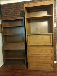 Solid wood cabinets/hutches Lansdowne, 21227