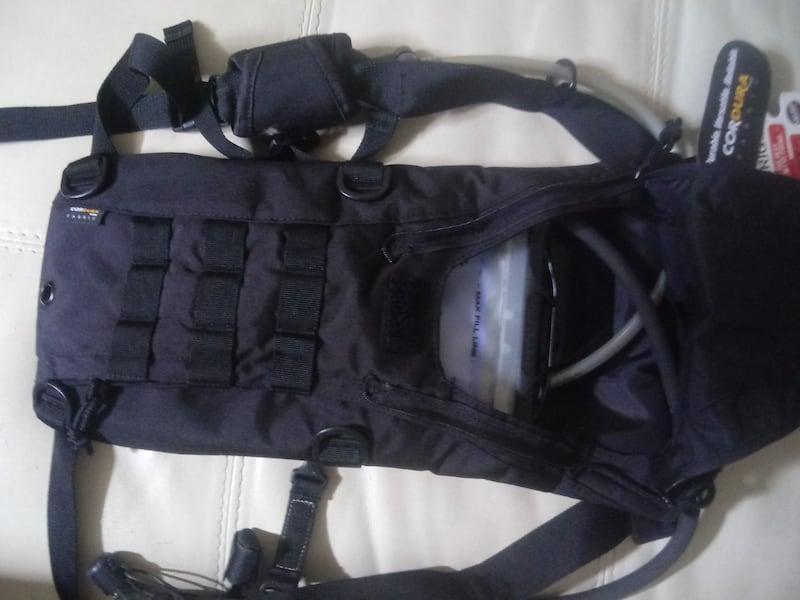 GEIGERRIG TACTICAL RIGGER HYDRATION PACK   1