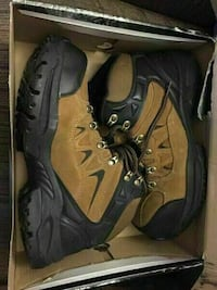 New Workload Comfort X5 Work Safety Boots Toronto