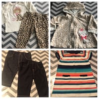 Girls 3-6 mo lot. 24 pcs   Woodbridge, 22192
