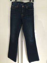 7 For All Mankind Jeans Size 27 Toronto