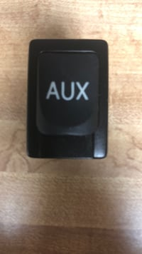Toyota Aux plug from a 2009 Corolla 18 km