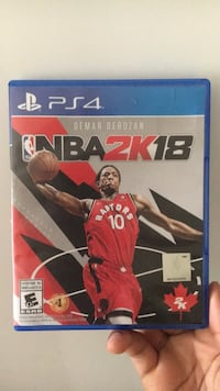 Nba 2k18 ps4 Brampton, L6Y