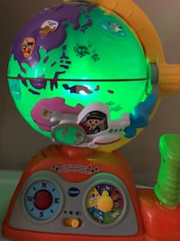 Vtech light & flight Discovery Globe educational Vancouver, V5R 6E5