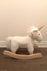 Unicorn Rocking Horse Vaughan, L4L
