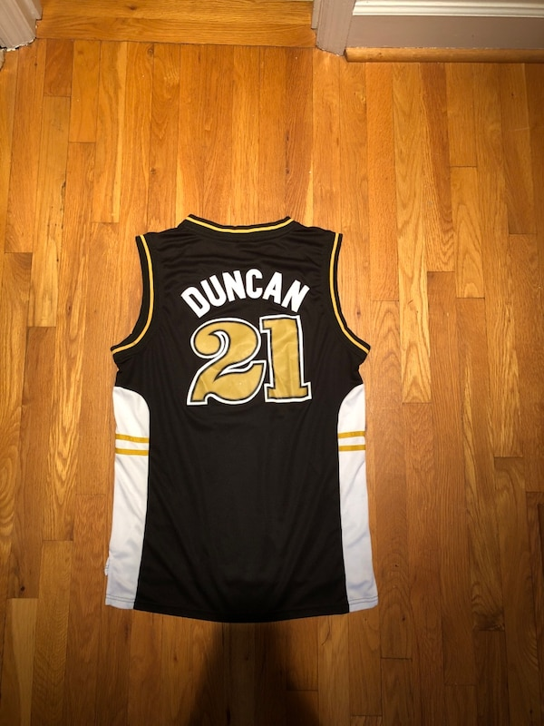 finest selection 16eb5 73d37 Used Nike Sewn Tim Duncan Wake Forest for sale in Kennesaw ...