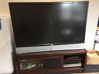 65 inch Toshiba Projection and stand Wakefield, 01880