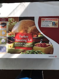 Turkey Roasting Kit Reston, 20190