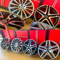 20 inches Mercedes Benz amg rims brand new