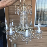Crystal Chandelier  Port Coquitlam, V3C 5H4