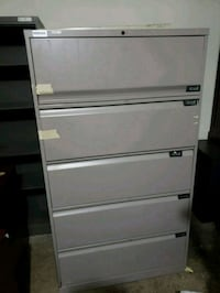 Gray metal cabinet for office or business  San Antonio, 78240
