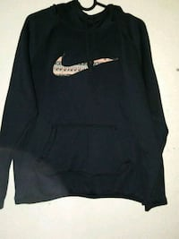black and white Nike crew-neck sweater Los Angeles, 90044
