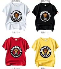 T shirt for kids 香港