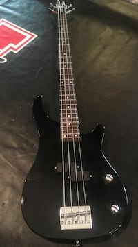 Brand new never been used Bass guitar Rogue Series II model SX100-B.  Morrison, 80465