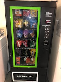 Free vending Services Silver Spring