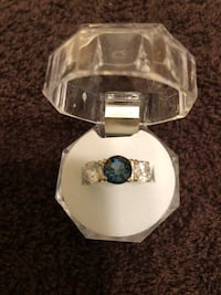 Sterling Silver Ring Size 7 Paris, 72855