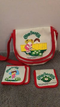 Cabbage Patch Kids purse and wallet Vintage Rare   Brampton, L6Y 1G7