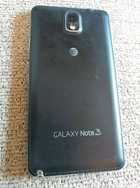 black Samsung Galaxy Android smartphone Carson City, 89704