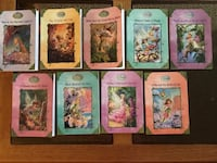 Disney Fairies Books Edmonton, T6K 3B4