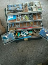 Tackle box Westminster, 80031