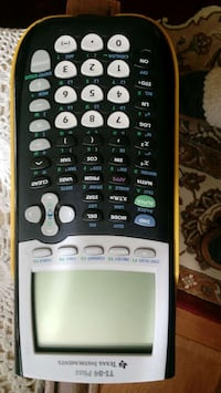 white and black Texas Instrument graphing calculator Fairfax, 22032