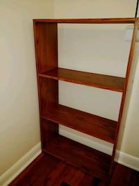 brown wooden 4-layer shelf Gaithersburg, 20878
