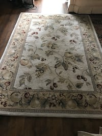 rug - 5.5'x7.5'- good condition Lake Forest, 92630