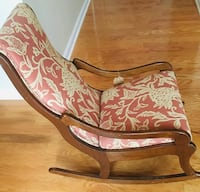 Mid century rocking chair Concord, 28025