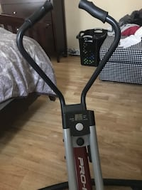 black and gray elliptical trainer Walkersville, 21793