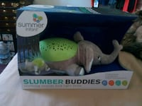 Slumber Buddies soothing sounds and light show Antioch, 94509