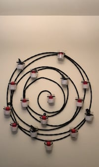 Black Spiral Wall Art College Park, 20740