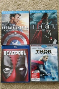 Marvel Movie Collection Germantown, 20874