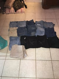 Women's size 16 lot all brand name.