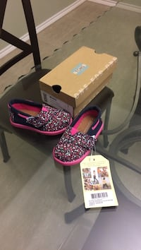 Toms Shoes New Size T5 Mission, 78572