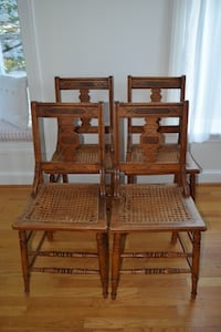 Four Antique Heywood Chairs Arlington, 22207