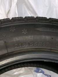4 new tires Surrey, V3W 0M3