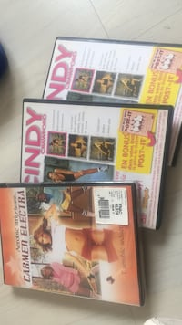 trois noir dvd collection cindy crawford Mandelieu-la-Napoule, 06210
