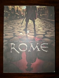 Rome: The Complete First Season Box Set New Port Richey, 34654