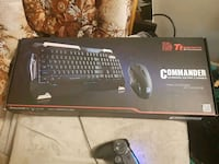 $50obo Gaming Keyboard with Mouse Calgary, T2L