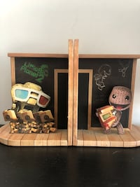 Little Big Planet Collector Bookends Toronto, M9N 1V8