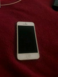 white iPhone 5 with black case Vallejo, 94590