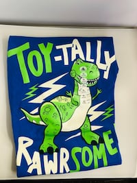 Kids toy story tshirt  Bell, 90201