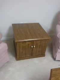 Lamp Table Cabinet