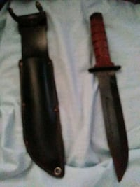 Hunting knife and Sheath Linthicum Heights, 21090