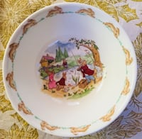 Coupe Cereal Bowl Bunnykins (Albion Shape) by ROYAL DOULTON Kitchener, N2A 2R2